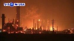 Manchetes Americanas 27 Novembro: Explosão em fábrica do Texas
