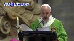 Papa Fransisiko Asanga Gufasha Abimukira Bireba Buri Wese