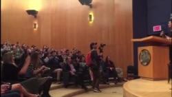 Carlos Vives habla en la universidad de Georgetown sobre su fundación en Santa Marta