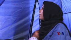 希腊拆毁边境难民营 移民继续冒险下海