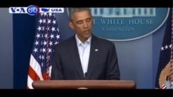 Tổng thống Obama cử Bộ trưởng Tư pháp đến Ferguson
