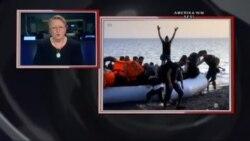 Mülteciler Avrupa'ya Akın Ediyor