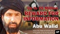 Adnan Abu Walid al-Sahrawi, the leader of Islamic State in the Greater Sahara.