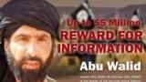 Fotografija potjernice za Adnanom Abu Valid al-Sahravijem, liderom Islamske države Velika Sahara.