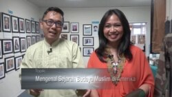 Warung VOA Ramadan: Museum Sejarah Amerika (3)
