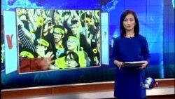 台湾街头民主:公民和平讨论服贸问题