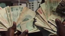 Zimbabwe Protestors Burn Old Currency Signaling Distaste of Proposed Bond Notes