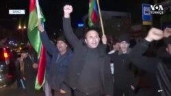 Anlaşma Sonrası Bakü'de Kutlamalar
