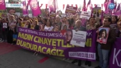 Kadıköy'de 'Ölmek İstemiyoruz' Eylemi