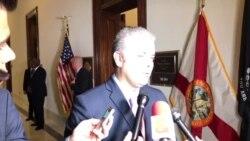 Presidente electo de Colombia se reúne con senador Rubio