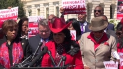 US Lawmakers Vow Never to Forget Nigerian Girls Taken by Boko Haram