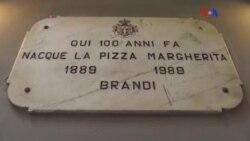 Pizza de Nápoles nos anais da UNESCO
