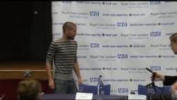 Dan de alta a británico infectado por ébola