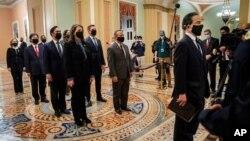 Senat mahkamasida prokuror vazifasini bajaruvchi qonunchilar