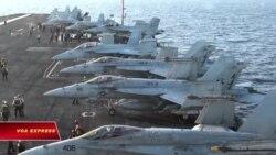 Mỹ tăng ngân sách quốc phòng, thêm tàu sân bay, chiến đấu cơ
