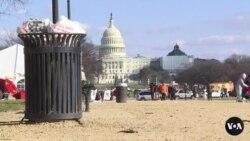 """Troisième journée du """"shutdown"""" du gouvernement américain"""