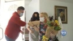 Як українці в Каліфорнії святкували День подяки. Відео