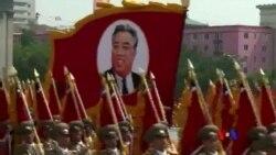 2015-01-04 美國之音視頻新聞: 北韓抨擊美國的制裁措施