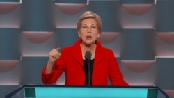 Senator Warren: The American people are coming for you