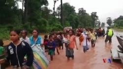 老撾大壩坍塌致百人失蹤