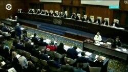 Суд в Гааге и задержания в Крыму