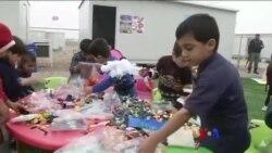 UNICEF နဲ႔ Lego ရဲ႕ကေလးဒုကၡသည္ ပညာေပးအစီအစဥ္