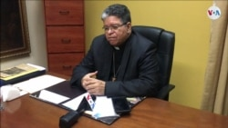 Líder de obispos de Venezuela