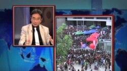 """时事大家谈:中共在香港推行""""国民教育""""缘何受阻?"""