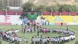 سفر رئیس فدراسیون فوتبال اروپا به کابل