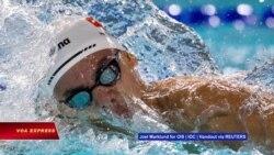 Kình ngư Việt giành huy chương vàng tại Olympic Trẻ