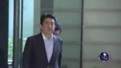 日本首相安倍晋三写信追悼二战战犯
