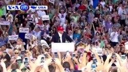Trợ lý ông Trump bị cáo buộc có liên hệ với tình báo Nga (Voa60)