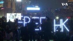 周梓樂死訊催生香港第24個週末抗議