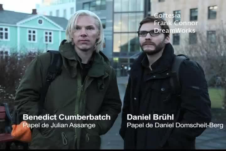 Película sobre Assange