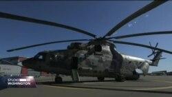 Rusko uspostavljanje baze za održavanje helikoptera u Venecueli