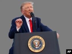 သမ္မတ Donald Trump