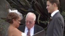 美政府关闭百姓婚礼受影响