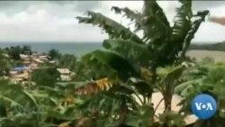 Washington Fora d'horas 25 Abril: Ciclone Kenneth já atingiu Moçambique