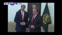 Ông Kerry: Pakistan phải chiến đấu với những nhóm chủ chiến (VOA60)
