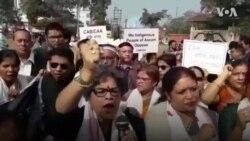 ประท้วง กม.สถานะพลเมืองใหม่อินเดียลุกลาม เจ็บนับร้อย
