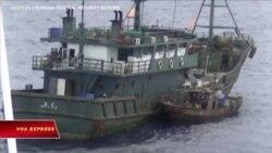 Nga bắt giữ hàng trăm ngư dân Triều Tiên đánh bắt trộm
