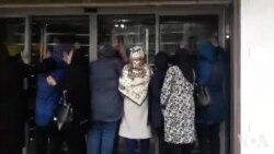 تجمع زنان مالباخته موسسه کاسپین در رشت