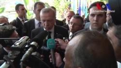 Erdoğan: 'Esat'a Yardımcı Olanlar Onun Katliamlarına da Ortak Olur'