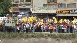 Oposición venezolana exigió respuesta al CNE sobre referendo