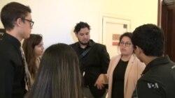 Jóvenes soñadores visitan Congreso
