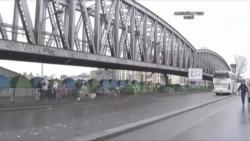 Fransa'daki Sığınmacılar Zor Durumda