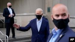 Predsjednički kandidat demokrata Joe Biden