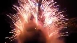 Top Ten Best & Most Spectacular New Year Fireworks Around The World