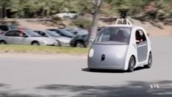 Google-dan yeni ixtira: Sürücüsüz avtomobillər