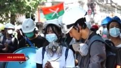 Việt Nam đưa gần 400 công dân từ Myanmar về nước